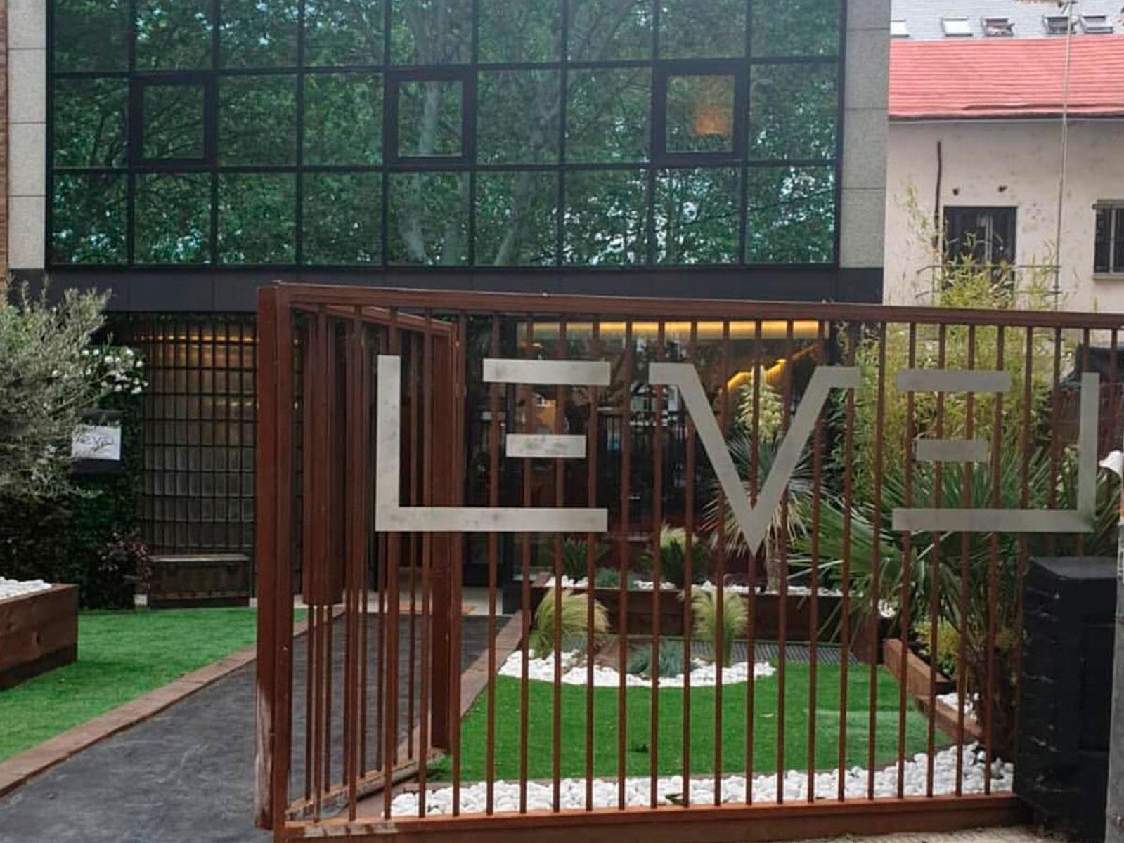 Jardin vertical en Collado Villalba