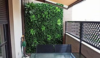jardin vertical atico navalcarnero