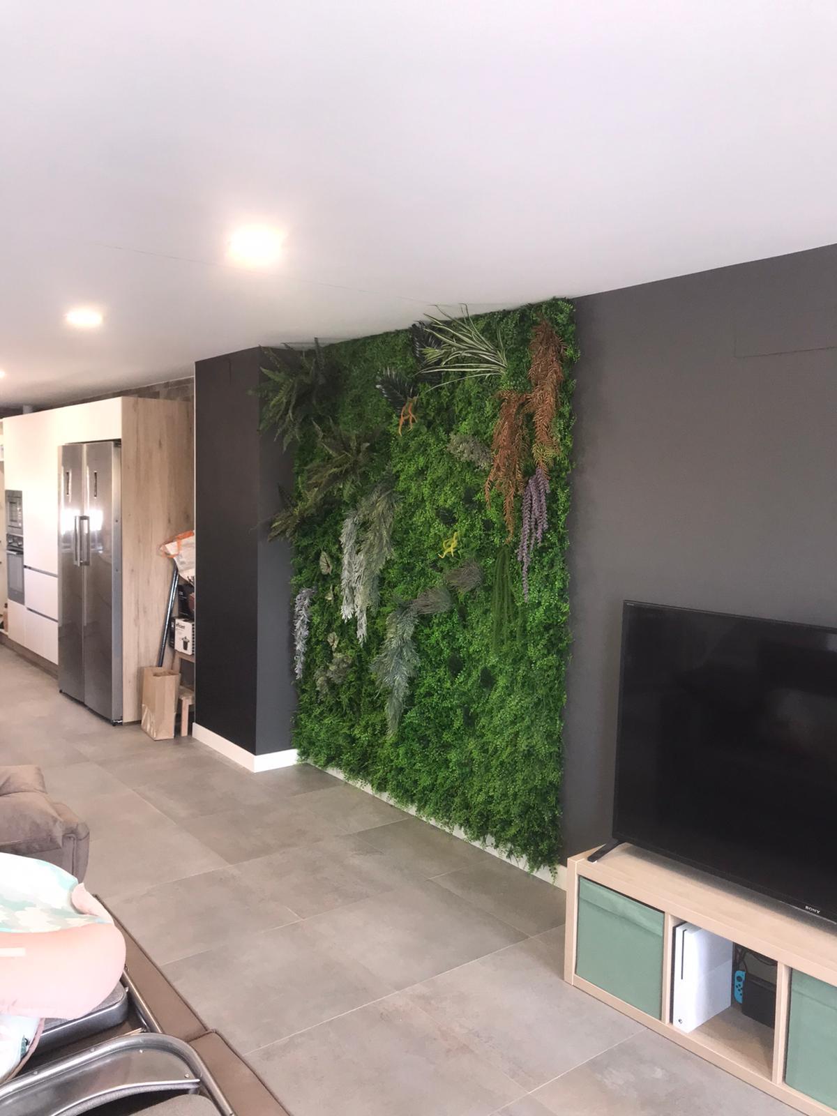 jardin vertical en navalcarnero