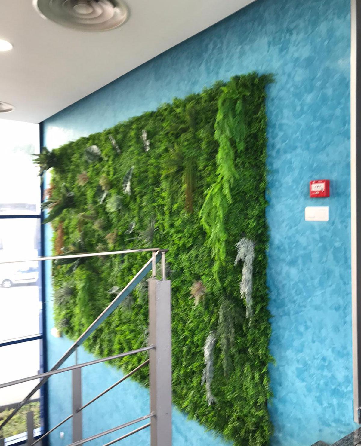 jardin vertical en valencia