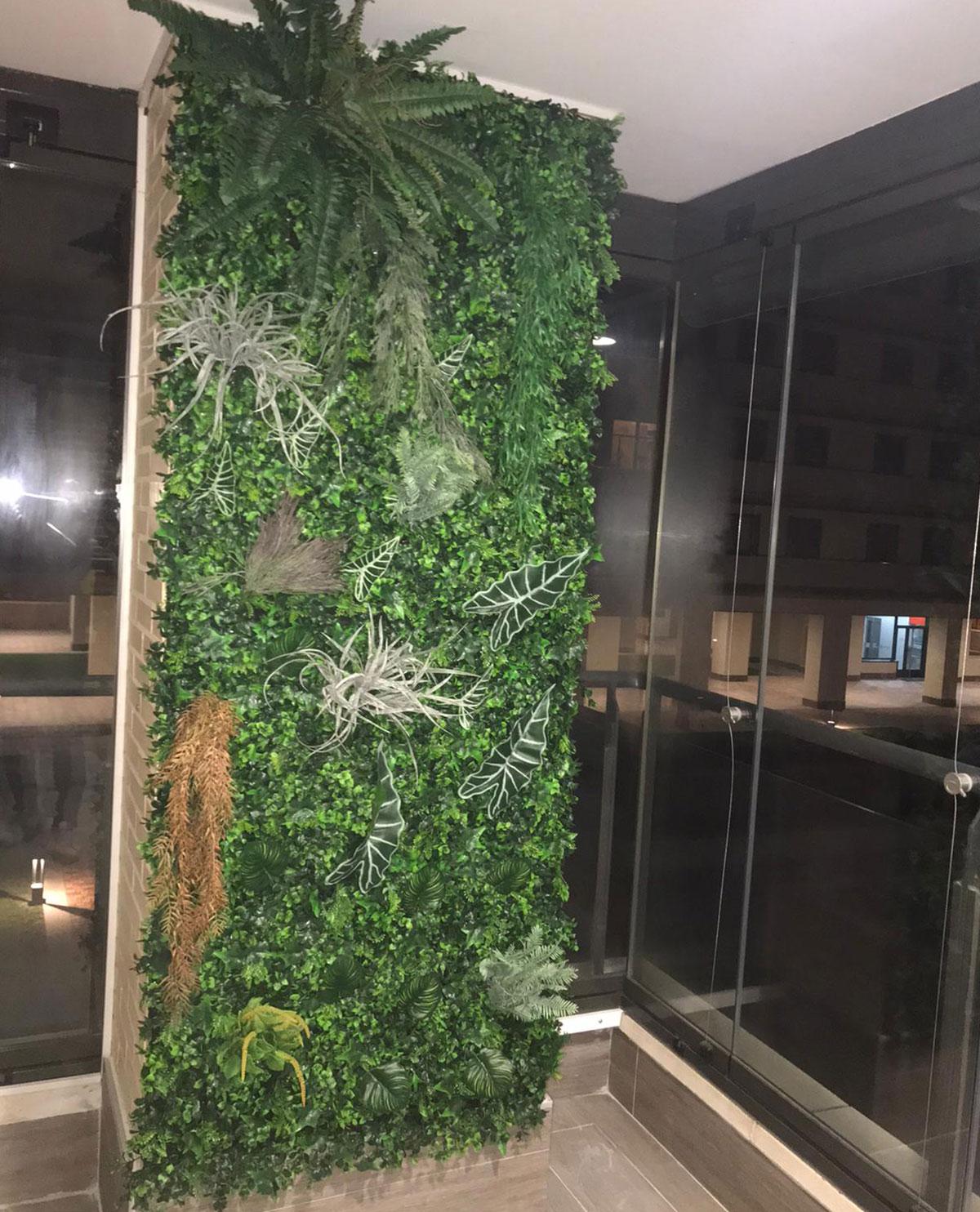 jardin vertical en vallecas